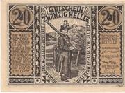 20 Heller (St. Johann im Pongau) – obverse