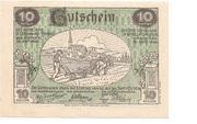 10 Heller (St. Leonhard am Forst und Ruprechtshofen) – obverse