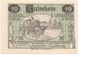 10 Heller (St. Leonhard am Forst und Ruprechtshofen) – reverse
