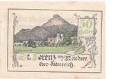 50 Heller (St. Lorenz am Mondsee) -  obverse