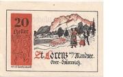 20 Heller (St. Lorenz am Mondsee) -  obverse
