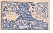 20 Heller (St. Magdalena bei Linz) – obverse
