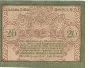 20 Heller (St. Marienkirchen am Hausruck) -  reverse