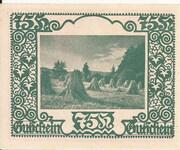 75 Heller (St. Marienkirchen bei Schärding) -  reverse