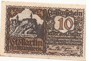 10 Heller (St. Martin im Mühlkreis) – obverse