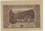 10 Heller (St. Pankraz) -  reverse