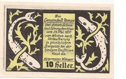 10 Heller (St. Roman) -  obverse