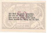 50 Heller (St. Roman) -  reverse