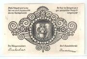 10 Heller (Sankt Veit im Pongau) – reverse
