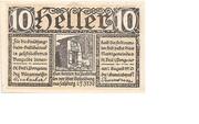 10 Heller (St. Veit im Pongau) – obverse