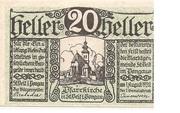 20 Heller (St. Veit im Pongau) – obverse