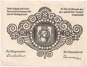 50 Heller (St. Veit im Pongau) – reverse
