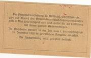 10 Heller (St. Willibald) -  reverse