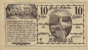 10 Heller (St. Willibald) -  obverse
