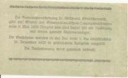 20 Heller (St. Willibald) -  reverse