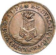 15 Kreuzer - Romanus – reverse