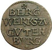 3 Kreuzer - Romanus – obverse