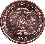 10 Cêntimos – obverse