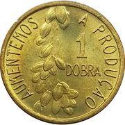 1 Dobra (FAO: Cash Crops) – reverse