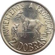 2 Dobras (FAO: Animal Husbandary) – reverse