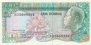 100 Dobras – obverse