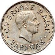 5 Cents - Charles V. Brooke Rajah – obverse