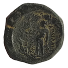 Bronze Æ15 - Heraklides – reverse