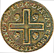 3 Cagliaresi - Vittorio Amedeo II – reverse
