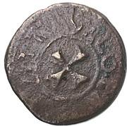Minuto - Carlo V (Alghero mint) – reverse