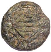Minuto - Carlo V (Sassari mint) – obverse