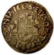 1 Reale - Carlo II (2nd type) -  obverse