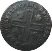 Cagliarese - Carlo Emanuele III – reverse
