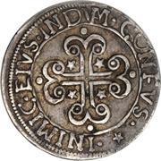 2½ Reali - Carlo II – reverse