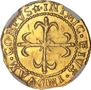 1 Scudo d'Oro - Carlo VI – reverse