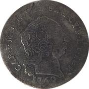 ½ Reale - Carlo Emanuele III – obverse