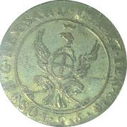 2.6 Soldi - Carlo Emanuele IV – reverse