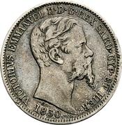 2 Lire - Vittorio Emanuele II – obverse