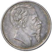 50 Centesimi - Vittorio Emanuele II – obverse