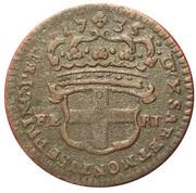 2.6 Soldi - Carlo Emanuele III – reverse