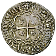 Reale - Pietro IV d'Aragona – reverse