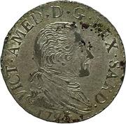 10 Soldi - Victorio Amedeo III – obverse