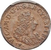 1 Cagliarese - Vittorio Amedeo II – obverse