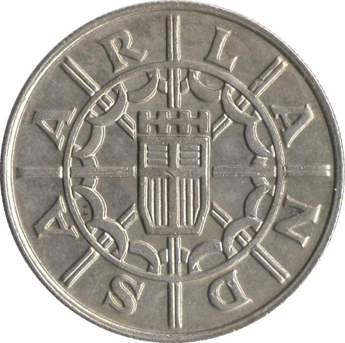 100 Franken - Saar – Numista