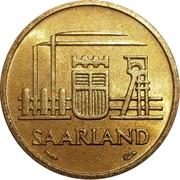 10 Franken – obverse