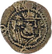 Pashiz / Unit / Chalkous - Kavadh I (Second Reign - type V/2) – obverse