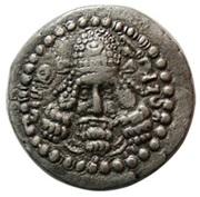 Obol - Ardashir I (type I/1 - Parthian style) – obverse