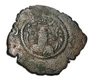 1/12 Pashiz / Unit / Chalkous - Khusru I (type I/1) – obverse