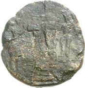 Pashiz / Unit / 8 Chalkoi - Varhran II (type XI/3) – reverse