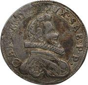 2 Fiorini - Carlo Emanuele I (1st type) – obverse