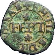 Quart de gros - Emmanuel-Philibert I (1er type) – obverse